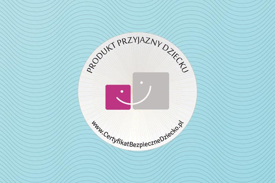 Kremy NaturBonum uzyskały Certyfikat Programu BezpieczneDziecko